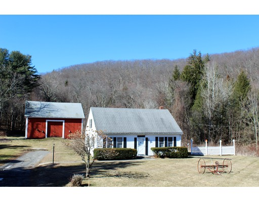 Single Family Home for Sale at 2156 Calkins Road 2156 Calkins Road Palmer, Massachusetts 01069 United States