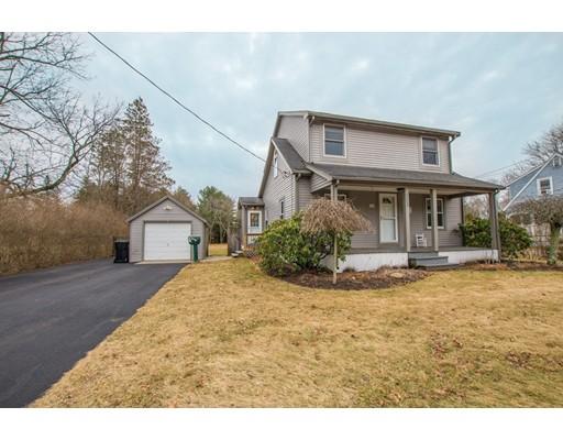 واحد منزل الأسرة للـ Sale في 523 Central Street 523 Central Street East Bridgewater, Massachusetts 02333 United States