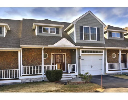 Condominium for Sale at 5 Pelton Way #8 5 Pelton Way #8 Hampton Falls, New Hampshire 03844 United States