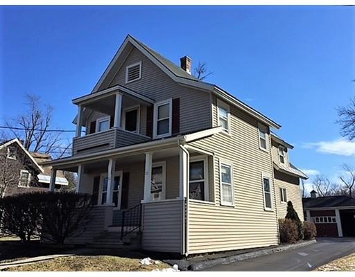 Multi-Family Home for Sale at 68 Pierce Street 68 Pierce Street Greenfield, Massachusetts 01301 United States
