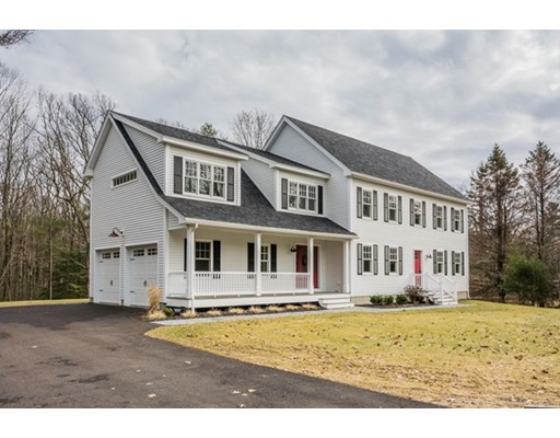 Casa Unifamiliar por un Venta en 93 Suomi Street 93 Suomi Street Paxton, Massachusetts 01612 Estados Unidos