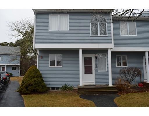 共管式独立产权公寓 为 销售 在 2743 Cranberry Hwy Wareham, 马萨诸塞州 02571 美国