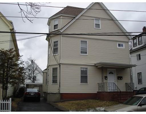 Многосемейный дом для того Продажа на 24 Argyle Street 24 Argyle Street Everett, Массачусетс 02149 Соединенные Штаты