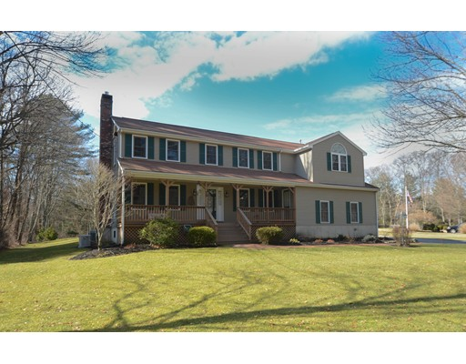 Single Family Home for Sale at 75 Bedford Street 75 Bedford Street West Bridgewater, Massachusetts 02379 United States