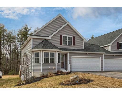 Condominio por un Venta en 21 Moosehorn Hill Road 21 Moosehorn Hill Road Hubbardston, Massachusetts 01452 Estados Unidos