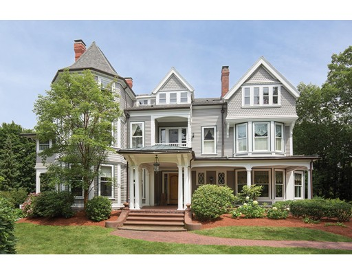 Single Family Home for Sale at 216 Highland Street 216 Highland Street Newton, Massachusetts 02465 United States
