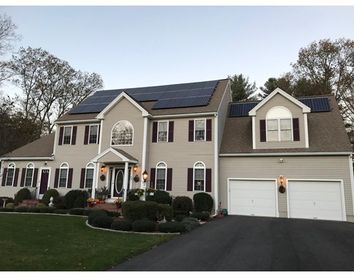 Single Family Home for Sale at 49 Danjou Drive 49 Danjou Drive Marlborough, Massachusetts 01752 United States