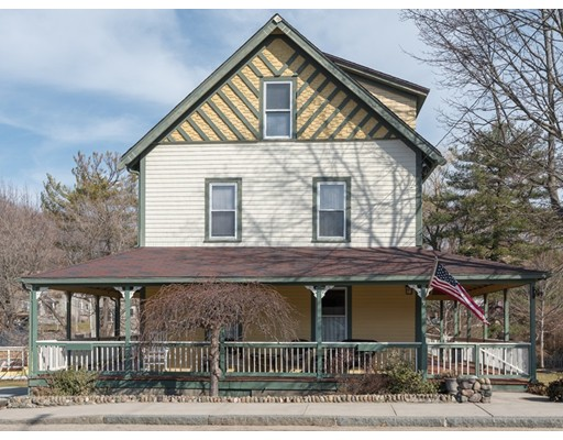 Single Family Home for Sale at 56 Main Street 56 Main Street Hull, Massachusetts 02045 United States