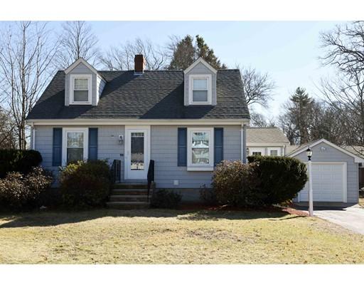 Maison unifamiliale pour l Vente à 14 Wales Avenue 14 Wales Avenue Randolph, Massachusetts 02368 États-Unis