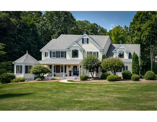 Single Family Home for Sale at 4 Yeager Way 4 Yeager Way Wayland, Massachusetts 01778 United States