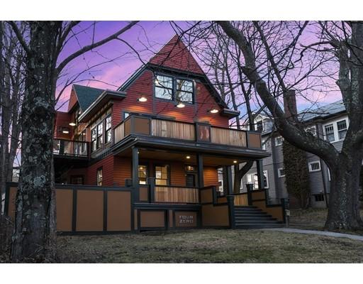 Condominium for Sale at 40 Laurel Street 40 Laurel Street Somerville, Massachusetts 02143 United States