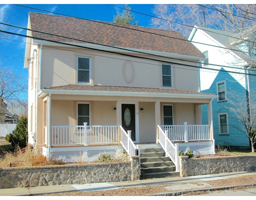 Picture 1 of 47 Cook St  Newton Ma  4 Bedroom Single Family#