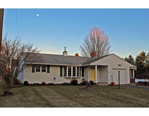 Single Family Home for Sale at 1 Porter Street 1 Porter Street Deerfield, Massachusetts 01373 United States