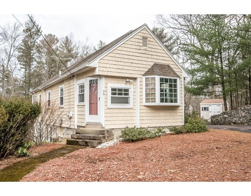 Single Family Home for Sale at 66 ROOSEVELT ROAD 66 ROOSEVELT ROAD Wilmington, Massachusetts 01887 United States