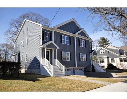 Condominium for Sale at 40 Webcowet Road 40 Webcowet Road Arlington, Massachusetts 02474 United States