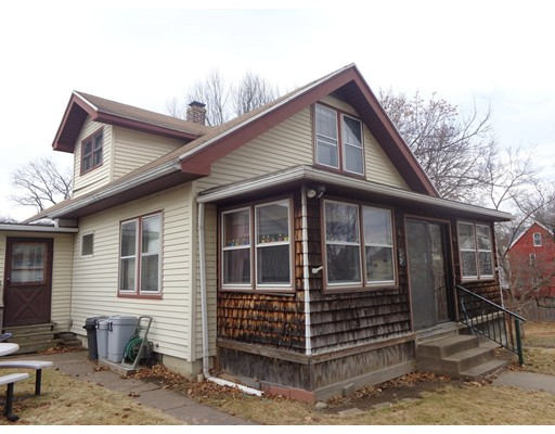 Single Family Home for Sale at 1033 Hampden 1033 Hampden Holyoke, Massachusetts 01040 United States