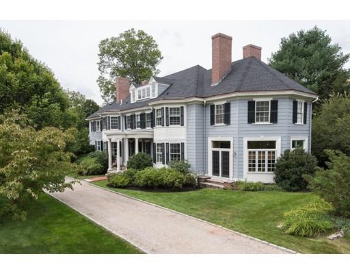 Maison unifamiliale pour l Vente à 986 High Street 986 High Street Dedham, Massachusetts 02026 États-Unis