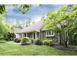 20 Barnside Rd  is a similar property to 8 Curtis Rd  Boxford Ma
