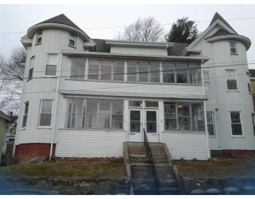 Single Family Home for Rent at 11 Estabrook Avenue Marlborough, Massachusetts 01752 United States
