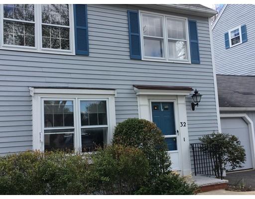 واحد منزل الأسرة للـ Rent في 32 FAIRWAY CIRCLE 32 FAIRWAY CIRCLE Natick, Massachusetts 01760 United States