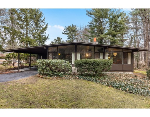 独户住宅 为 销售 在 3 Patterson Road 3 Patterson Road Lexington, 马萨诸塞州 02421 美国