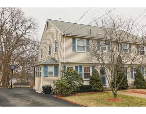 Single Family Home for Rent at 132 Ashcroft Street 132 Ashcroft Street Dedham, Massachusetts 02026 United States