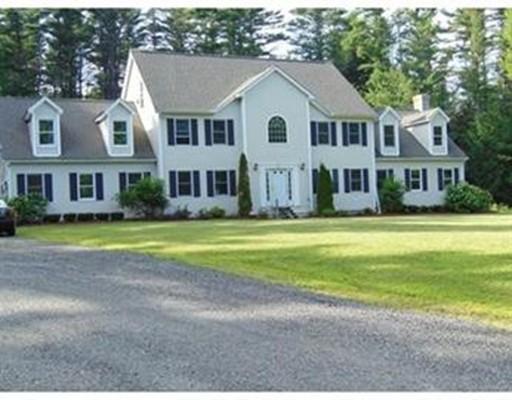 Maison unifamiliale pour l Vente à 38 Turner Road 38 Turner Road Templeton, Massachusetts 01468 États-Unis
