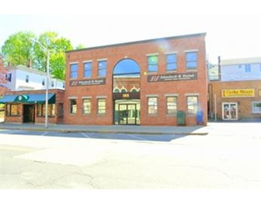 Commercial for Sale at 185 High Street 185 High Street Clinton, Massachusetts 01510 United States