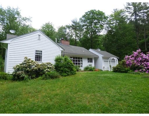 Single Family Home for Sale at 303 LITTLETON ROAD 303 LITTLETON ROAD Harvard, Massachusetts 01451 United States