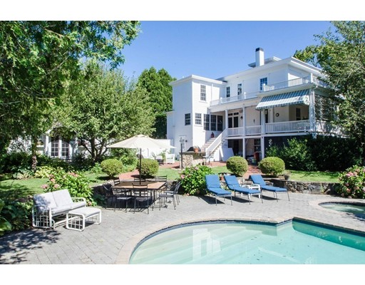 Single Family Home for Sale at 35 North Street 35 North Street Mattapoisett, Massachusetts 02739 United States