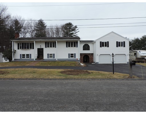 Single Family Home for Sale at 91 Heidenrich Drive 91 Heidenrich Drive Tewksbury, Massachusetts 01876 United States