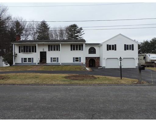 Частный односемейный дом для того Продажа на 91 Heidenrich Drive 91 Heidenrich Drive Tewksbury, Массачусетс 01876 Соединенные Штаты
