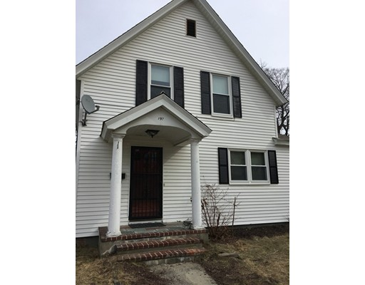 197  Lincoln St.,  Fitchburg, MA