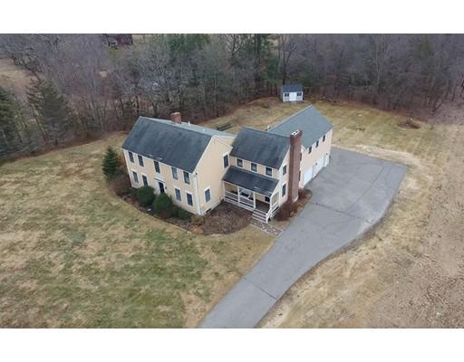 Частный односемейный дом для того Продажа на 380 Burroughs Road 380 Burroughs Road Boxborough, Массачусетс 01719 Соединенные Штаты