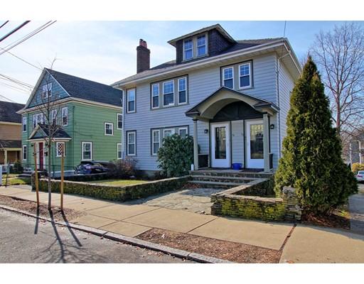 Nhà chung cư vì Bán tại 52 Sanborn Avenue 52 Sanborn Avenue Boston, Massachusetts 02132 Hoa Kỳ