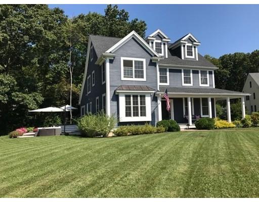 Single Family Home for Sale at 8 Aldrich Lane 8 Aldrich Lane Westford, Massachusetts 01886 United States