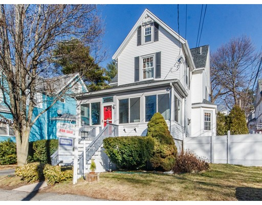Single Family Home for Sale at 17 Howie Street 17 Howie Street Melrose, Massachusetts 02176 United States