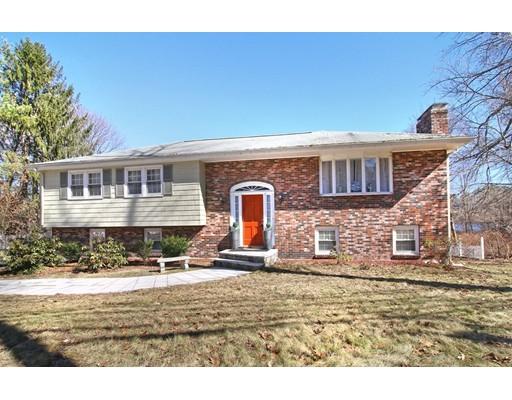 Single Family Home for Sale at 201 Common Street 201 Common Street Dedham, Massachusetts 02026 United States