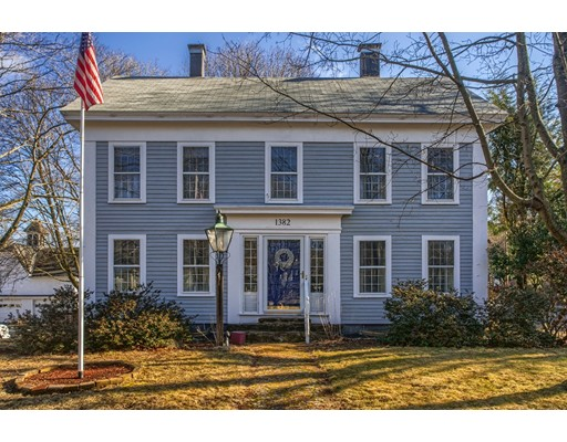 Single Family Home for Sale at 1382 Main Street 1382 Main Street Athol, Massachusetts 01331 United States
