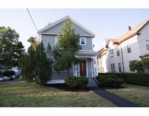 Picture 1 of 249 California St  Newton Ma  3 Bedroom Single Family#