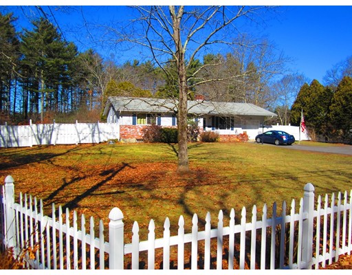 Single Family Home for Sale at 56 South Meadow Road 56 South Meadow Road Carver, Massachusetts 02330 United States