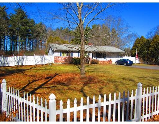 独户住宅 为 销售 在 56 South Meadow Road 56 South Meadow Road Carver, 马萨诸塞州 02330 美国