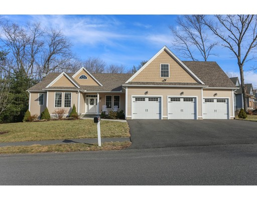 Single Family Home for Sale at 6 East Red Bridge Lane 6 East Red Bridge Lane South Hadley, Massachusetts 01075 United States