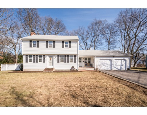 Single Family Home for Sale at 51 ROXANA 51 ROXANA Norwood, Massachusetts 02062 United States