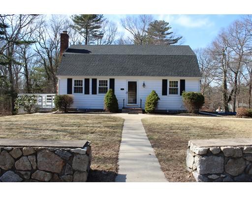 Single Family Home for Rent at 200 Pond Street 200 Pond Street Franklin, Massachusetts 02038 United States