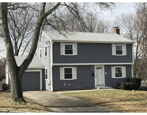 Single Family Home for Rent at 28 Longview Road 28 Longview Road Framingham, Massachusetts 01701 United States