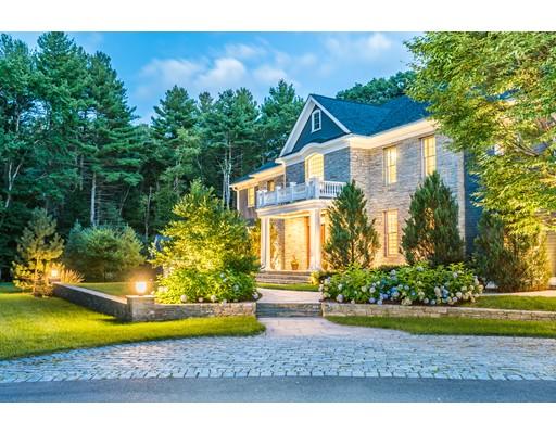 واحد منزل الأسرة للـ Sale في 2 OLD WESTON ROAD 2 OLD WESTON ROAD Wayland, Massachusetts 01778 United States