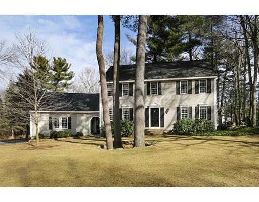 Частный односемейный дом для того Продажа на 1 Sarsenstone Way 1 Sarsenstone Way Southborough, Массачусетс 01772 Соединенные Штаты