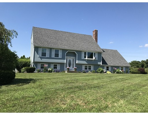 Single Family Home for Sale at 273 Providence Street 273 Providence Street Rehoboth, Massachusetts 02769 United States