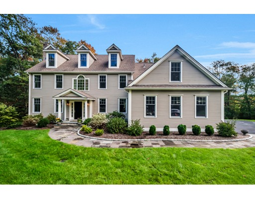 Single Family Home for Sale at 12 Harvest Moon Drive 12 Harvest Moon Drive Natick, Massachusetts 01760 United States